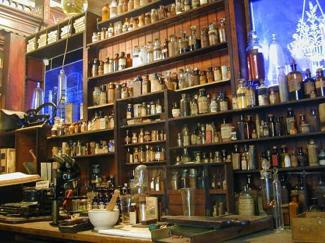 The New Orleans Pharmacy Museu... is listed (or ranked) 3 on the list 16 Museums In America You Won't Believe Actually Exist
