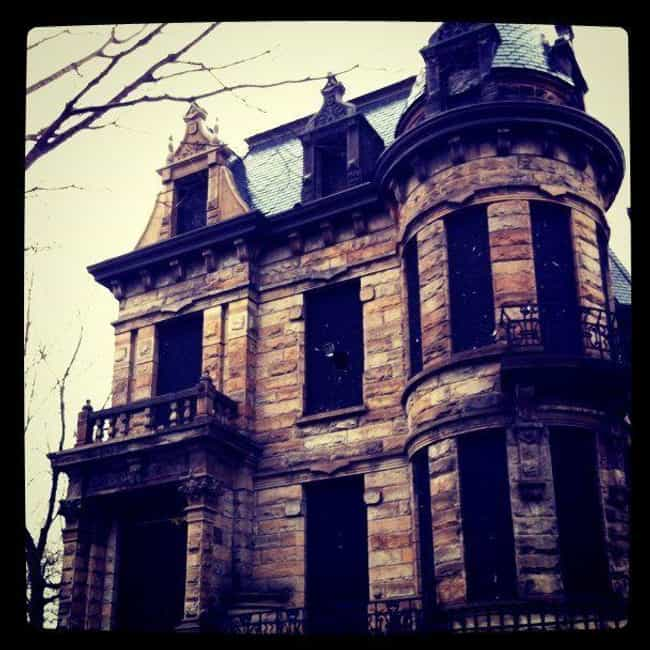 Franklin Castle is listed (or ranked) 1 on the list 12 Super Haunted Buildings In Cleveland, Ohio