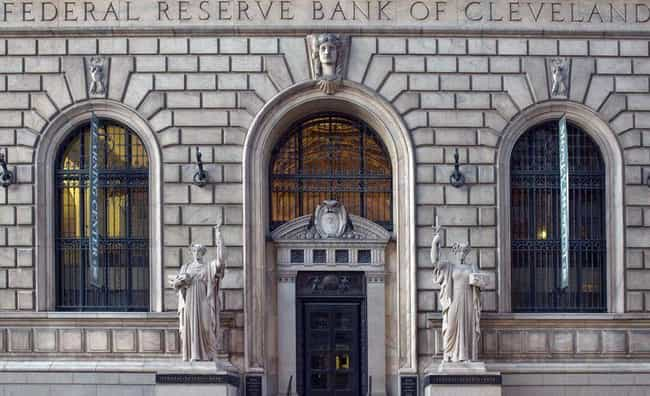 Federal Reserve Bank Building is listed (or ranked) 4 on the list 12 Super Haunted Buildings In Cleveland, Ohio