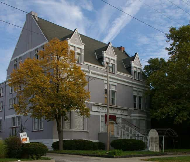 House Of Wills is listed (or ranked) 2 on the list 12 Super Haunted Buildings In Cleveland, Ohio