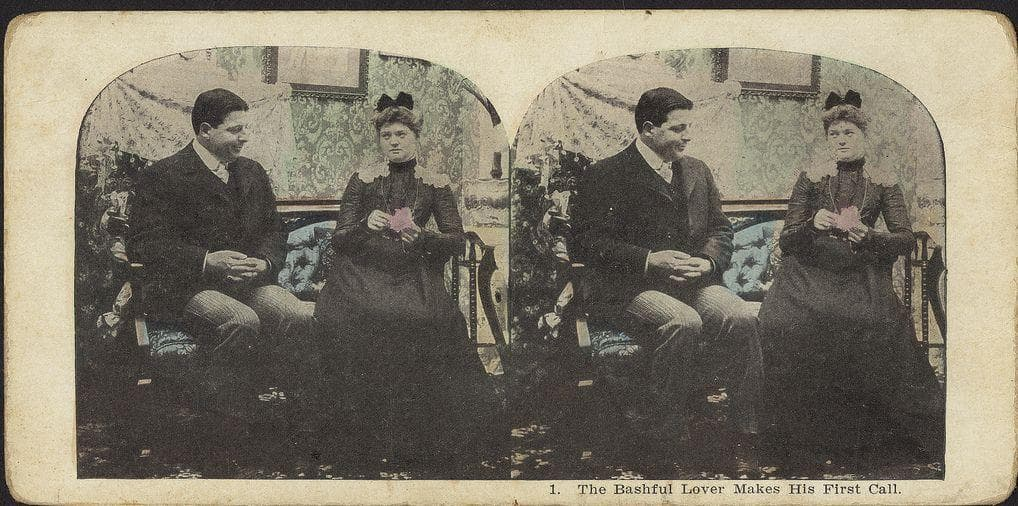 Image of Random Things You Had to Do to Hook Up in the Victorian Era
