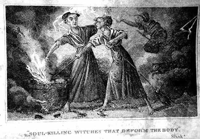 Their Victim's Urine Was B... is listed (or ranked) 1 on the list 15 Bizarre and Cruel Ways People Tested Witches