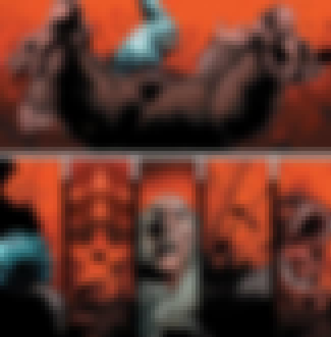 Super-Apes Don't Stand a C... is listed (or ranked) 1 on the list The 15 Most Brutal Moments in Captain America Comics