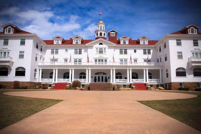 The Stanley Hotel Inspir... is listed (or ranked) 2 on the list 10 Chilling Stories And Urban Legends That Prove Colorado Is The Creepiest State