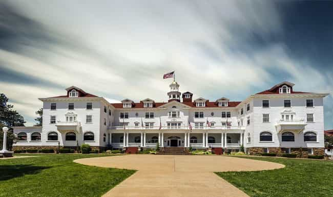 The Stanley Hotel Inspired The... is listed (or ranked) 2 on the list 10 Chilling Stories And Urban Legends That Prove Colorado Is The Creepiest State