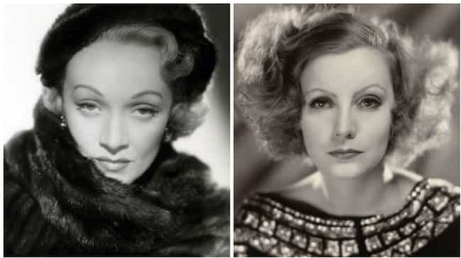 Greta Garbo and Marlene Dietri... is listed (or ranked) 4 on the list Old Hollywood Scandals That History Forgot