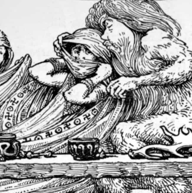 Some Viking Parties Lasted Alm... is listed (or ranked) 3 on the list 11 Wild Facts That Prove Viking Parties Were Among the Wildest in History