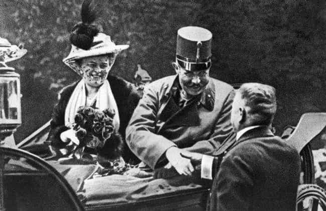 Ferdinand Survived the F... is listed (or ranked) 1 on the list 7 Insane Facts About the Absurd Circumstances of Franz Ferdinand's Assassination