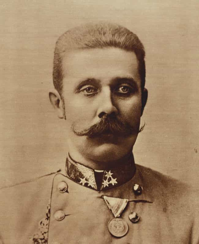 Ferdinand Made a Last Mi... is listed (or ranked) 3 on the list 7 Insane Facts About the Absurd Circumstances of Franz Ferdinand's Assassination
