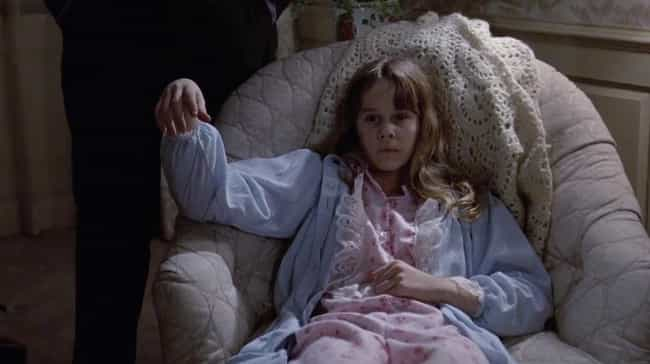 Linda Blair Received Thr... is listed (or ranked) 1 on the list 15 Wild Behind the Scenes Facts About 'The Exorcist'