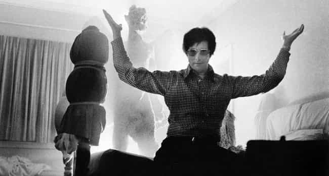 Director William Friedkin Fire... is listed (or ranked) 3 on the list 16 Crazy Behind the Scenes Facts About The Exorcist
