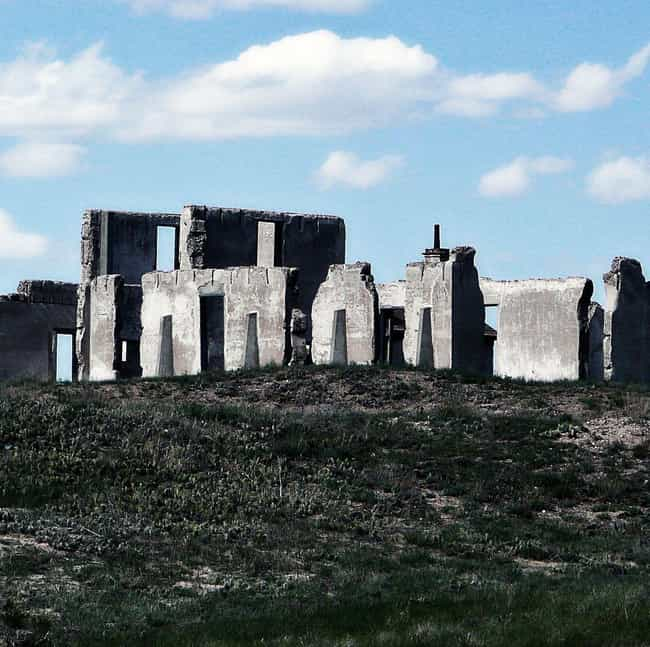 The Ghosts Of Fort Laram... is listed (or ranked) 2 on the list 12 Nightmare Ghost Stories And Myths That Prove Wyoming Is The Creepiest State
