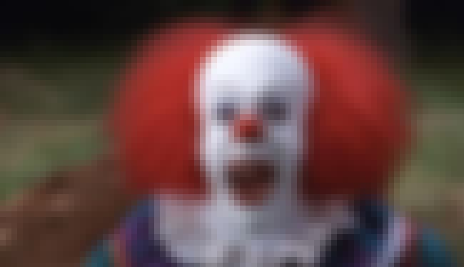 Pennywise the Dancing Clown is listed (or ranked) 2 on the list 13 Literary Monsters Perfect for This Year's Halloween Costume