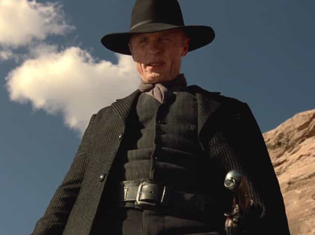 The Man in Black Is Actu... is listed (or ranked) 2 on the list 13 Insane Westworld Fan Theories About Season 1 and Beyond