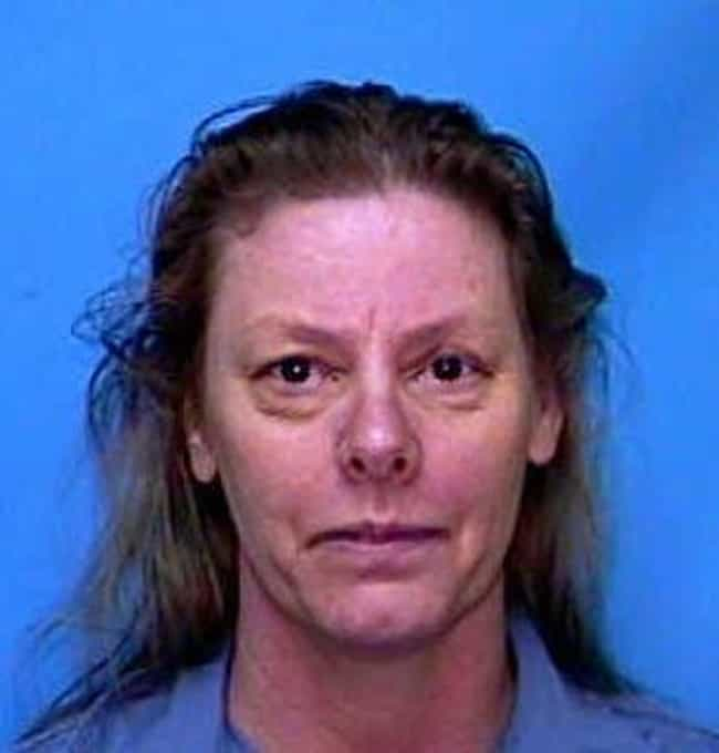 Aileen Wuornos Murdered Male J... is listed (or ranked) 2 on the list 14 Terrifying Killers Who Definitely Had a Type