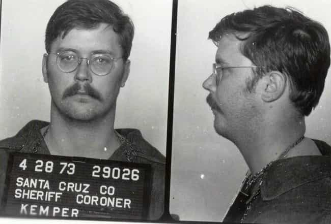 Edmund Kemper Murdered College... is listed (or ranked) 3 on the list 14 Terrifying Killers Who Definitely Had a Type