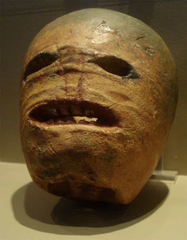 Jack-o'-Lanterns is listed (or ranked) 3 on the list 12 Scary Halloween Symbols And Their Origins