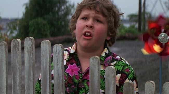 The Kids Are A Bunch Of ... is listed (or ranked) 2 on the list Things You Have To Ignore In Order To Enjoy Watching 'The Goonies'