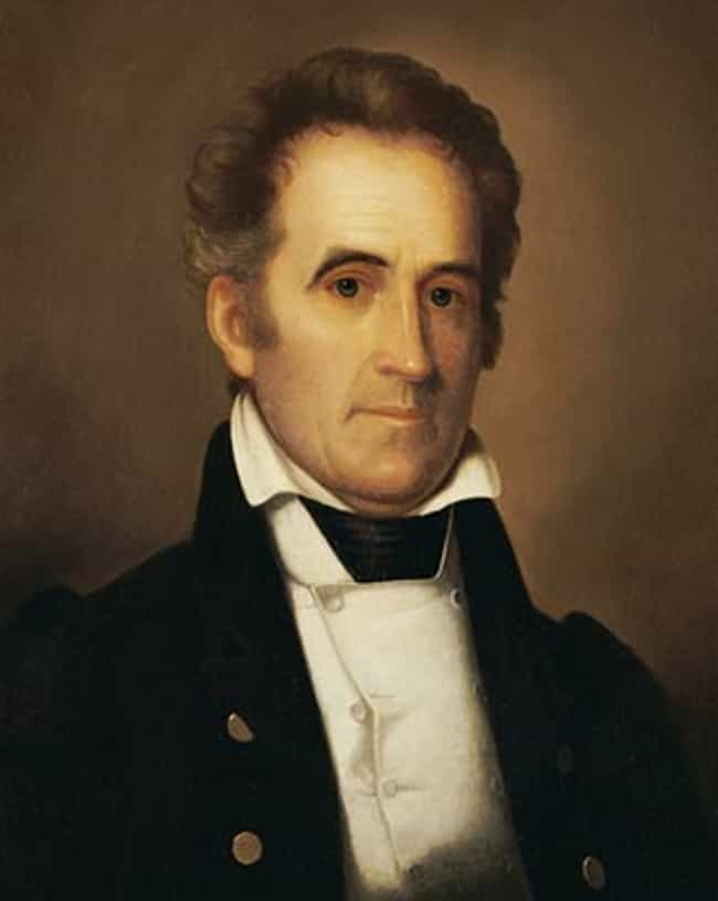 Vice President Richard Johnson... is listed (or ranked) 3 on the list 10 Crazy Political Scandals During Elections Throughout American History