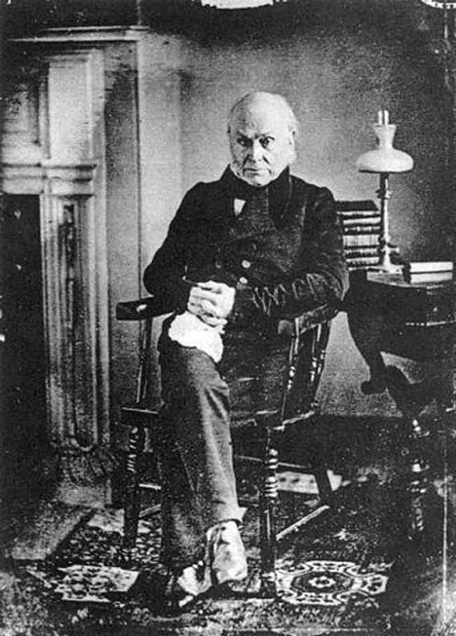 John Quincy Adams and Henry Cl... is listed (or ranked) 4 on the list 10 Crazy Political Scandals During Elections Throughout American History