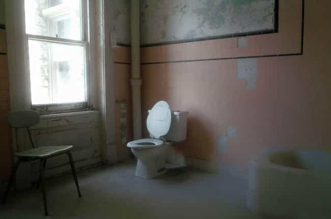 The Ghost Of Helen Glattke Hau... is listed (or ranked) 2 on the list 11 Creepy Stories From Mansfield Reformatory, AKA Old Ohio State Penitentiary