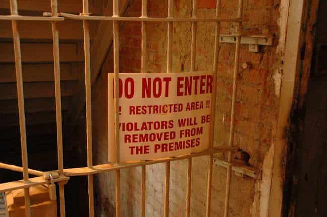 The Basement Holds Spirits Bot... is listed (or ranked) 3 on the list 11 Creepy Stories From Mansfield Reformatory, AKA Old Ohio State Penitentiary