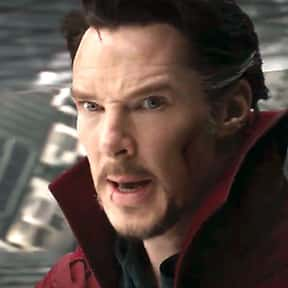 I Can't Do This is listed (or ranked) 11 on the list Doctor Strange Movie Quotes
