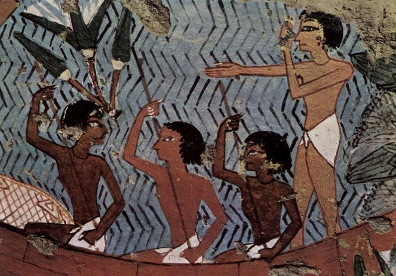 Random Strange Facts About What Everyday Life Was Like In Ancient Egypt