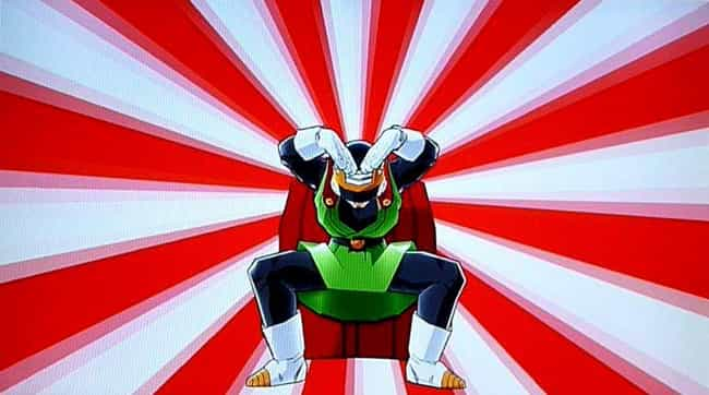 The Great Saiyaman is listed (or ranked) 1 on the list 16 Reasons Dragon Ball Z Doesn't Hold Up No Matter How Much You Love It