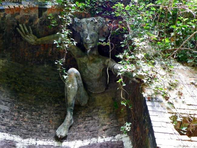 The Goatman is listed (or ranked) 1 on the list 13 Ghost Stories And Legends That Prove Maryland Is The Creepiest US State
