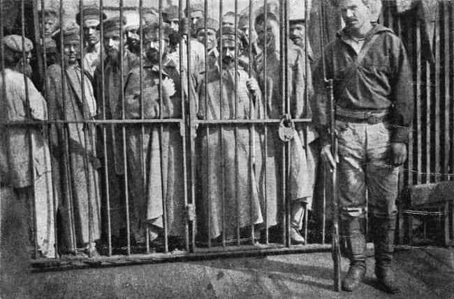 Inmates Killed One Anoth... is listed (or ranked) 4 on the list 13 Stomach-Churning Facts About Being Held Prisoner In The Soviet Gulags