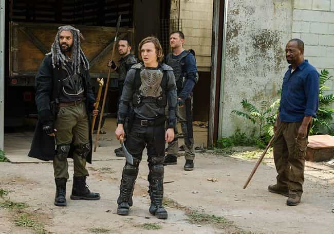 The Kingdom Will Make a Stand is listed (or ranked) 1 on the list All the Crazy Things That Might Happen in Season 7 of The Walking Dead