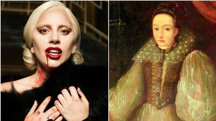 The Countess Played by Lady Gaga - AHS: Hotel