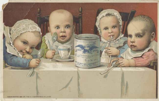 """Boracic Acid """"Purified""""... is listed (or ranked) 3 on the list 11 Common Household Products From Victorian England That Could Kill You"""
