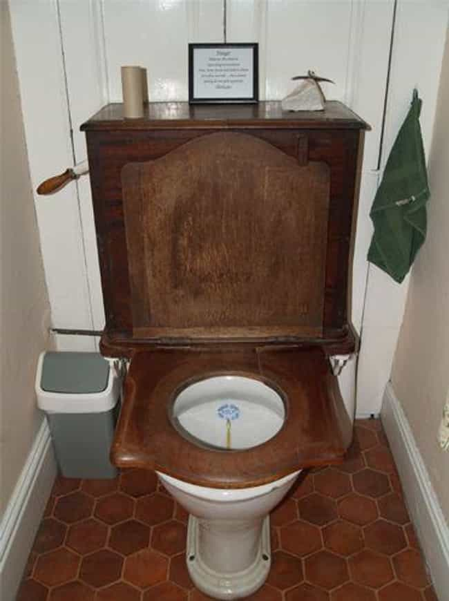 Toilets Could Burst is listed (or ranked) 4 on the list 11 Common Household Products From Victorian England That Could Kill You