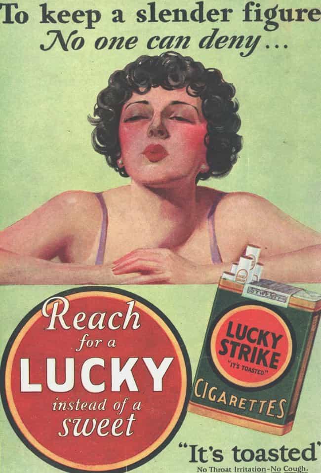 21 Hilarious Vintage Cigarette Ads That Make Smoking Seem Healthy