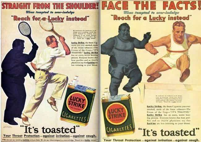 21 Hilarious Vintage Cigarette Ads That Make Smoking Seem ...