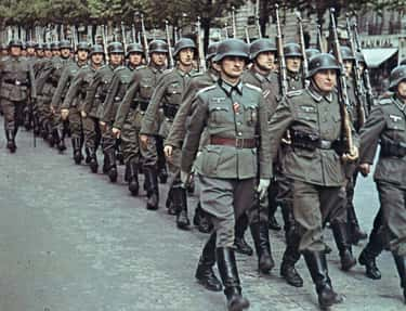 The Wehrmacht Were Given 'Crys is listed (or ranked) 1 on the list 10 Fierce Fighting Forces Throughout History That Were Insanely High On Drugs