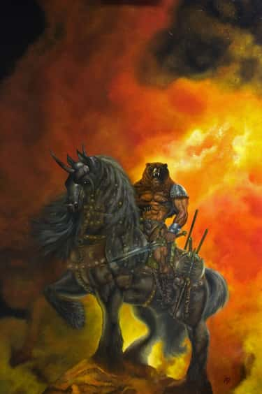 Viking Berserkers Supposedly D is listed (or ranked) 2 on the list 10 Fierce Fighting Forces Throughout History That Were Insanely High On Drugs