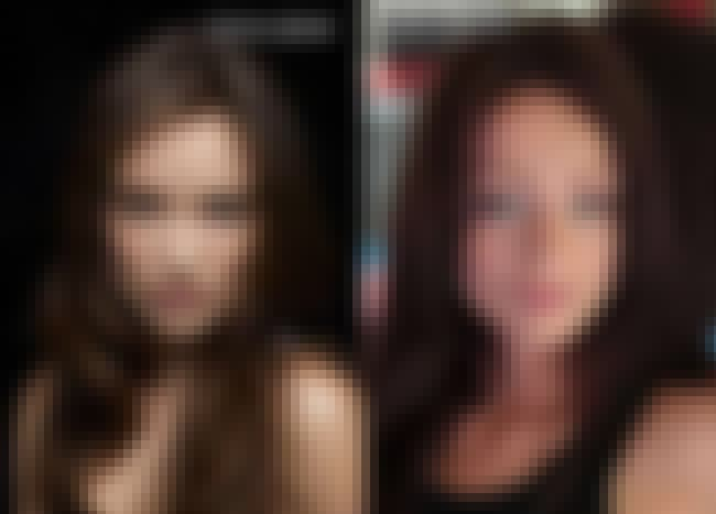 is listed (or ranked) 4 on the list Celebrities Who Have Adult Star Lookalikes