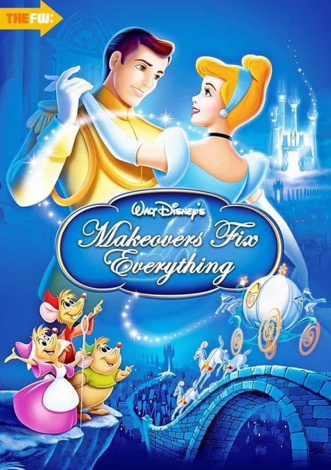 Make Me Over is listed (or ranked) 3 on the list 26 Hilariously Honest Titles for Disney Movies