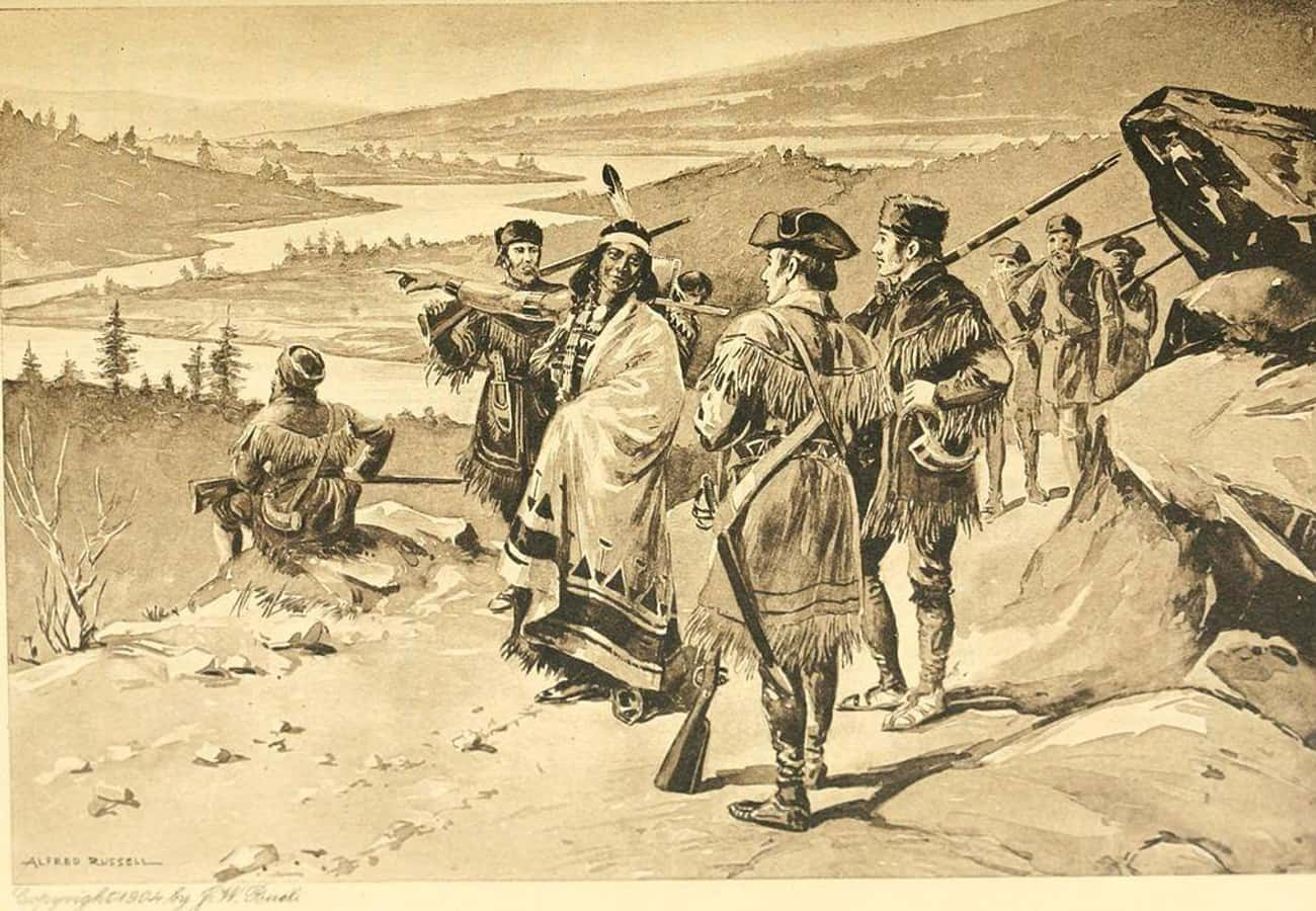 She Gave Birth Only Two Months is listed (or ranked) 1 on the list 10 Facts About the Bold, Brave Life of Sacagawea
