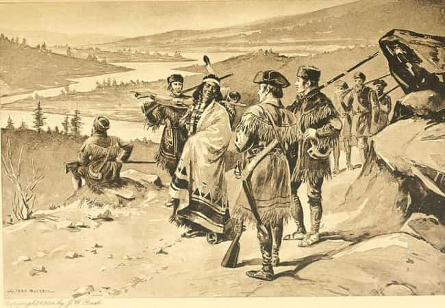 She Gave Birth Only Two Months... is listed (or ranked) 1 on the list 10 Facts About the Bold, Brave Life of Sacagawea