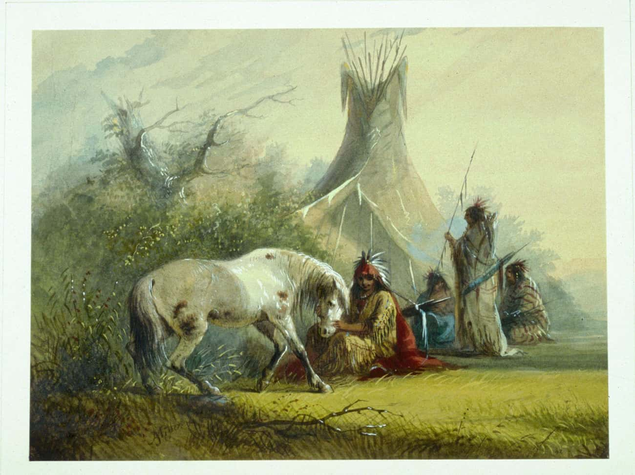 Her Family Ties Helped the Exp is listed (or ranked) 3 on the list 10 Facts About the Bold, Brave Life of Sacagawea