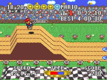 Excitebike: Bun Bun Mario Batt is listed (or ranked) 2 on the list 8 Obscure Mario Games You Definitely Haven't Played