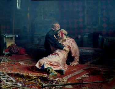 When He Killed His Son is listed (or ranked) 1 on the list 12 Times Ivan the Terrible Did Something Really Regrettable
