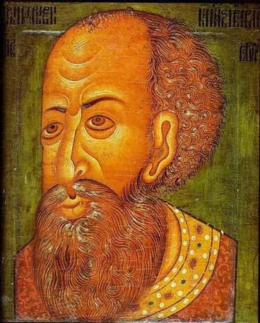 When He Constantly Banged His  is listed (or ranked) 2 on the list 12 Times Ivan the Terrible Did Something Really Regrettable