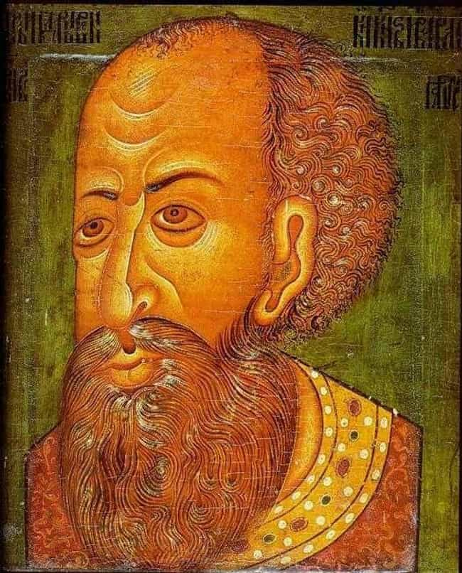 When He Constantly Bange... is listed (or ranked) 2 on the list 12 Times Ivan the Terrible Did Something Really Regrettable