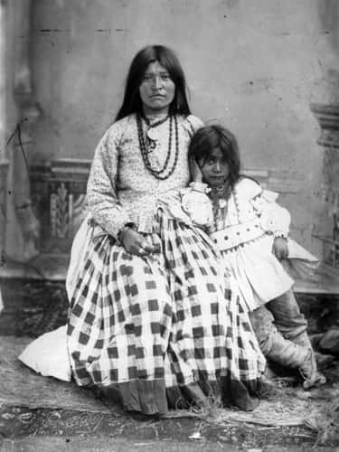 Geronimo Was Given His Chance  is listed (or ranked) 2 on the list 11 Facts About The Life Of Geronimo