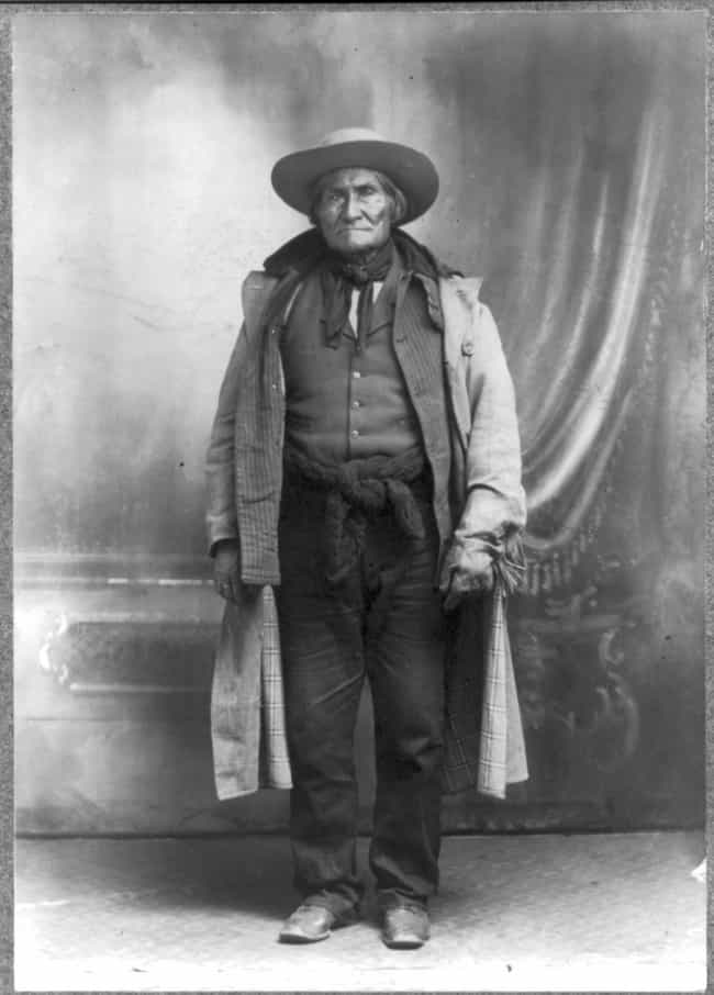 Geronimo Once Single-Handedly ... is listed (or ranked) 3 on the list 11 Facts About The Life Of Geronimo